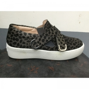 Alice Grey Leopard