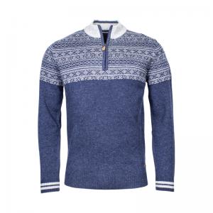 Pullover Shirt Style Zip logo
