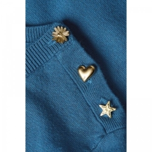 Molly Short Sleeve Artisan Blue