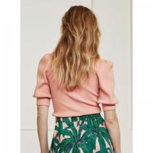 Lillian Short Sleeve Lovely Pink
