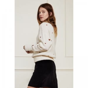 Oliviana Cream White/Cog