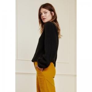 Sally Long Sleeve Black
