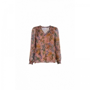 PINK FLOWERS T
